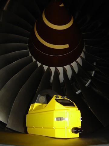 找出有故障的飞机发动机